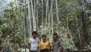 Venturers (Rachman from Indonesia on left).