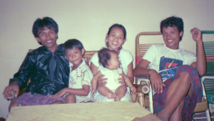 Host family In Kuta